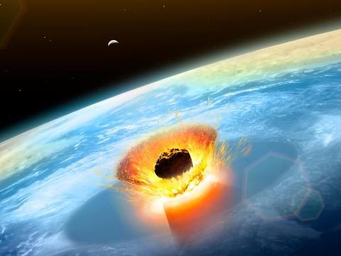 矿物质揭示了地球上最古老的陨石撞击超过20亿年