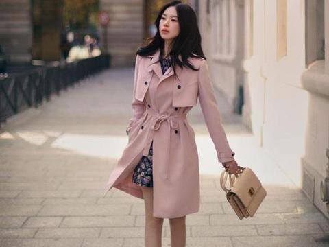 秋冬长外套的4个穿搭示范,休闲又不失时髦感,赶紧get