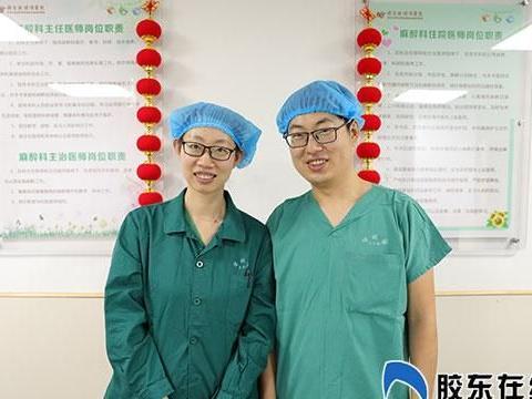 """「新春走基层」""""春节,我在岗""""毓璜顶医院手术室里的坚守"""