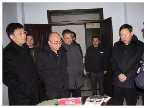 泰安市民政局党组书记、局长刘兆泉到市救助站走访慰问