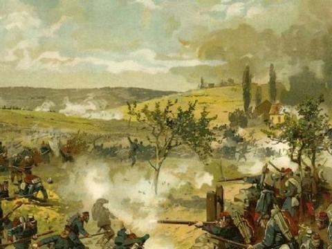 神奇之战!无敌的法军被打得屁滚尿流,和我国一场战争异曲同工