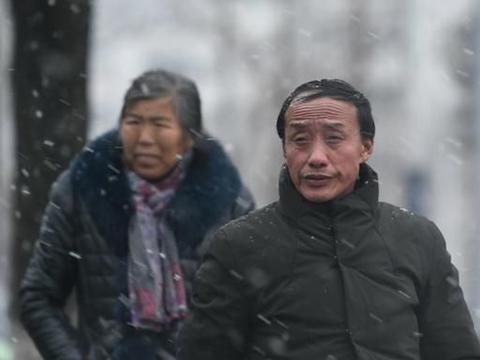 河南天气:初一夜里到初二,东部、南部雨夹雪转大雪局部暴雪