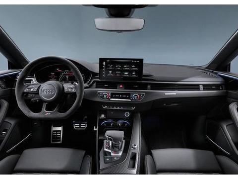 2020款奥迪RS 5海外发布,预计夏季上市