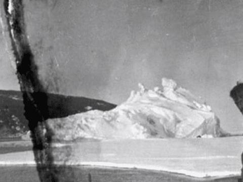 南极发现一百年前的相机胶卷,复原之后呈现的景象让人不淡定了