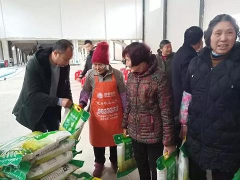 """黎川县社创农农合联举办""""感恩回馈社会 扶贫传递爱心""""活动"""