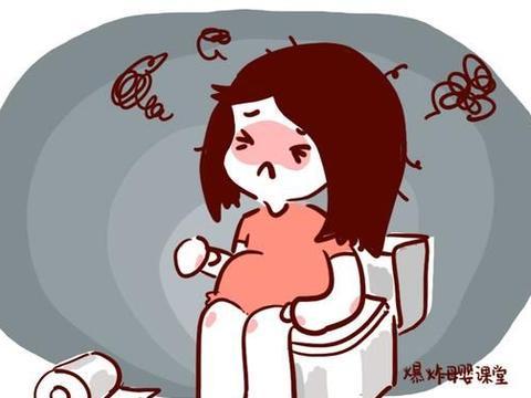孕妈便秘了怎么办?食疗有用吗?正确对待需从3方面一齐下手