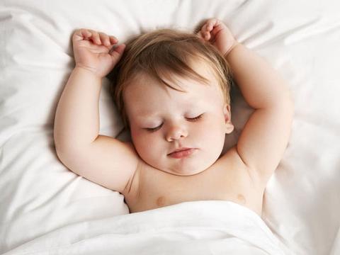宝宝经常半夜哭闹,家长别大意,可能是儿童夜惊症