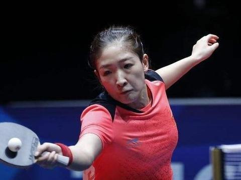 刘诗雯锁定奥运混双引一大担忧,或无缘奥运单打大满贯梦碎