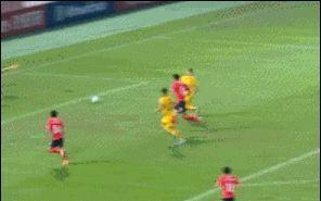 U23亚洲杯韩国2-0澳大利亚 拿到东京奥运资格 金大元李东炅破门