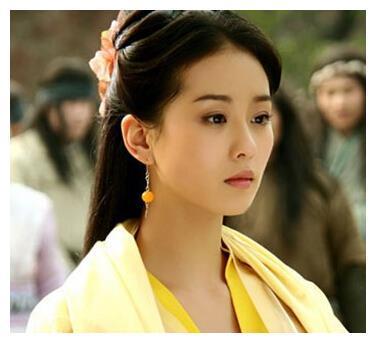"""刘诗诗一人就能演""""七仙女"""",青儿温婉,蓝儿高贵,紫儿最惊艳"""
