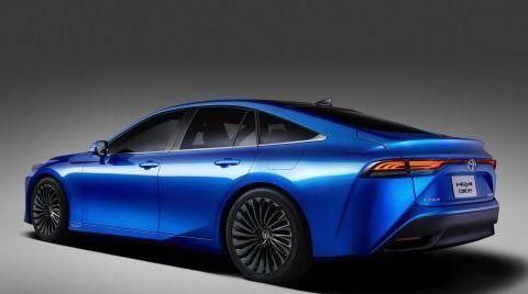 丰田氢燃料电池车Mirai将于2020年底在日本销售
