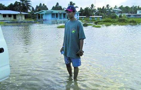 """""""举国搬迁""""的图瓦卢,移民新西兰不顺"""