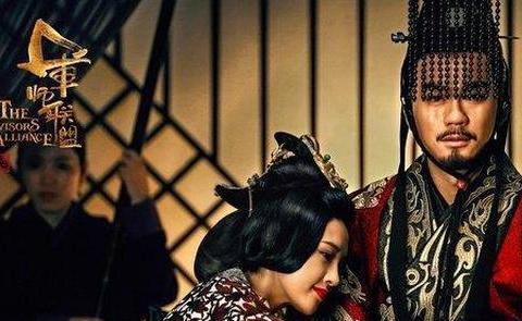 """《军师联盟》事实是曹丕掠食了父亲曹操的爱人""""甄姬"""""""