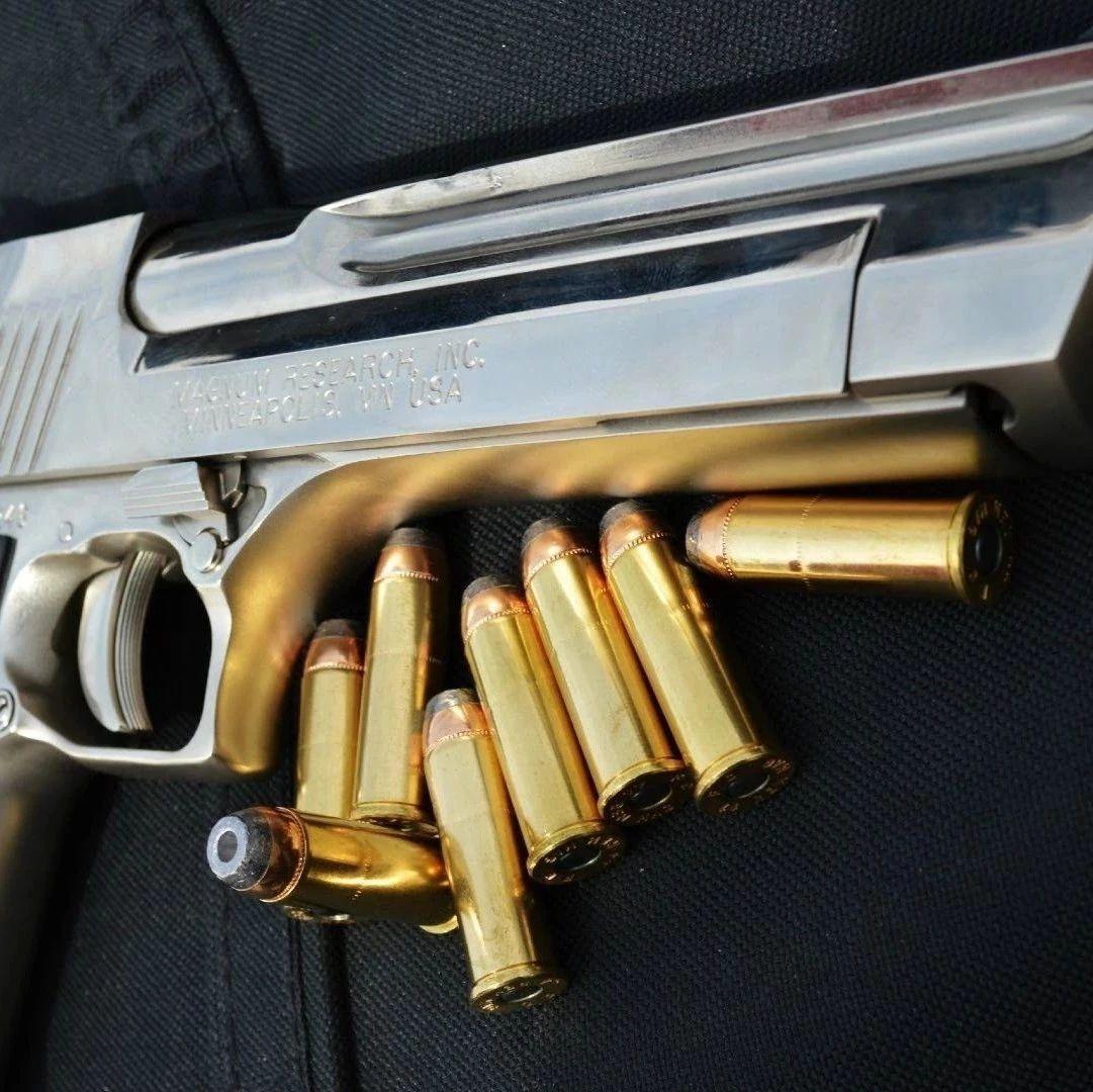口径越大杀伤力越大?那么手枪口径比步枪大,为何威力反而却更小