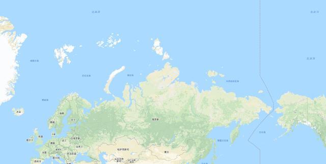 地理位置对俄美军事战略的影响,美国海军强也是被逼出来的