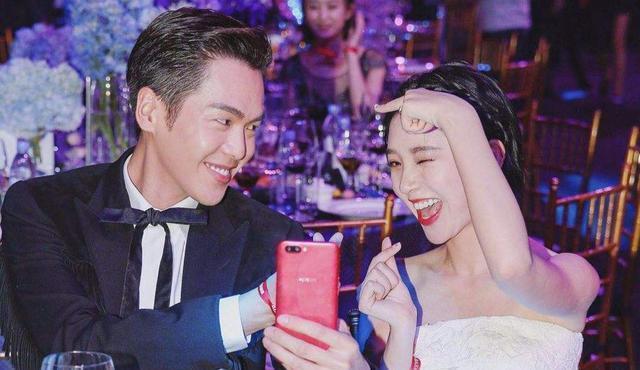 张若昀唐艺昕结婚半年后,张若昀还是原来的张若昀,她却判若两人