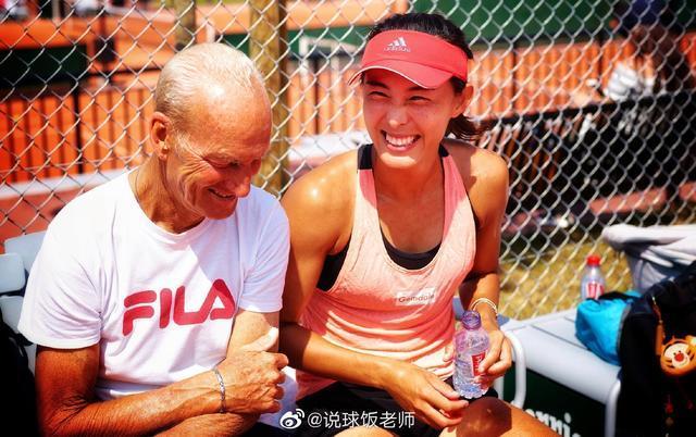 一场胜利致敬恩师!中国网球金花击败小威,强势挺进大满贯赛八强