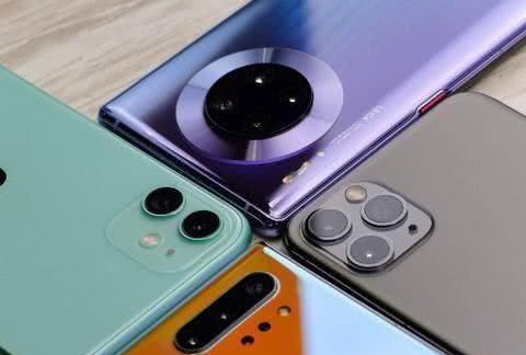 2020年5G换机潮,最值得期待的几款手机,苹果依然是压轴大戏