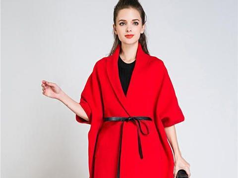 """最近火了一种外套,叫""""蝙蝠外套"""",潮流又百搭,谁穿谁好看!"""