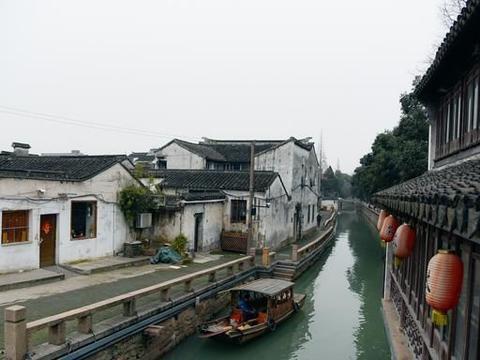 苏州古城保存最完整的一条街道,全长仅1600米