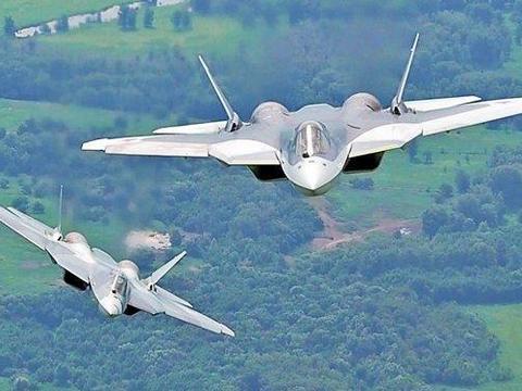 俄罗斯军工被金蛋砸中!北非富国几十亿美元购战机,苏57成功入选