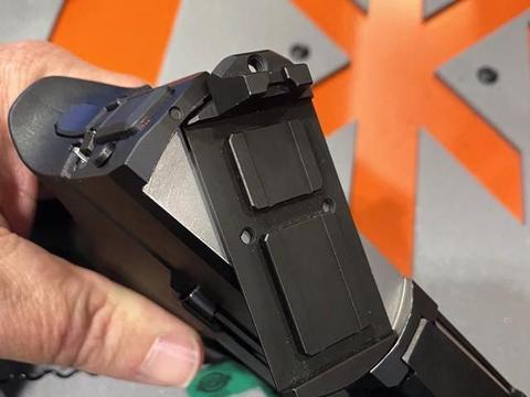 统一战术公司ATOM微型红点瞄准镜适配器 众筹募集资金研发完成