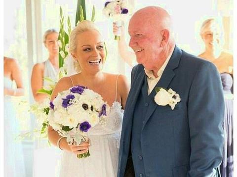 澳洲72岁富翁娶33岁娇妻,多次尝试造人却未如愿