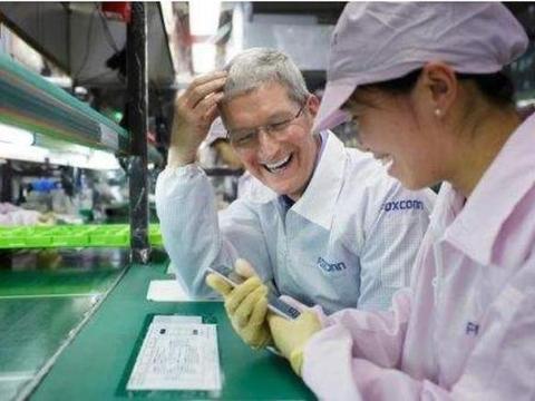 郭台铭不甘心失败?称今年要把美国工厂建起来,美国生产iPhone