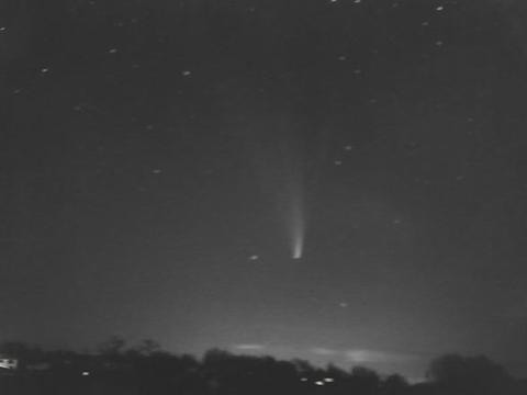 """为何""""世纪彗星""""让天文界大失所望?"""