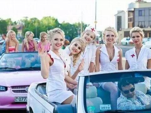 """为何白俄罗斯禁止女性出国?除了她们太美,原来还有""""难言之隐"""""""