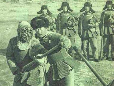 抗战中日军白刃战为何如此厉害?有一点我们真的比不上