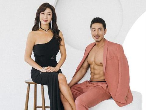 健美成韩国第三运动?涌现大批肌肉男神女神,谁说他们只会整容?