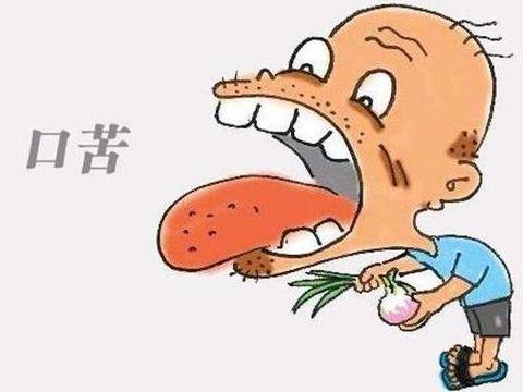 早上起床后,出现口干、口苦、口臭,可能身体有三大问题,莫忽视