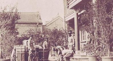 二战期间,日本在东北三省、南京,到底掠夺了中国多少财物