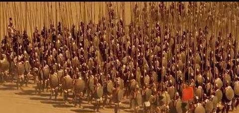 战无不胜的古希腊马其顿方阵,竟被罗马军团用这招击溃