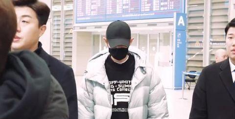 「EXO」「新闻」200124 灿烈结束海外拍摄日程