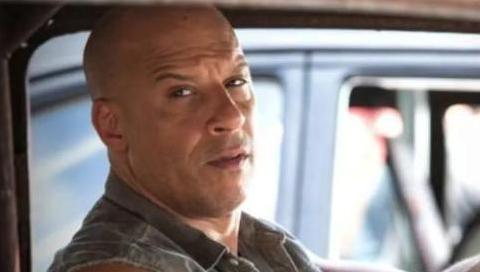 """范·迪塞尔在《速度与激情9》预告片发布前,表示""""很感激"""""""