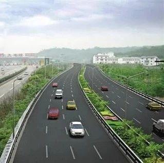 章江大桥通车 赣州已开通的高架路示意图都在这…