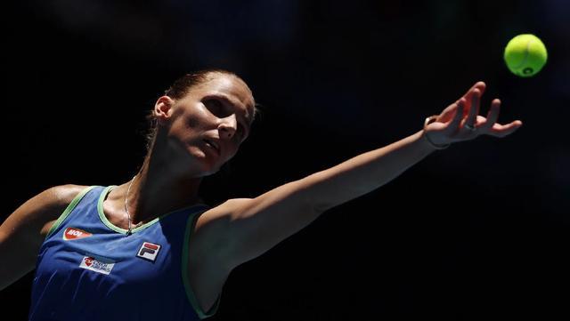 澳网女单再失大种子!卡普本西奇止步第三轮哈勒普科贝尔晋级