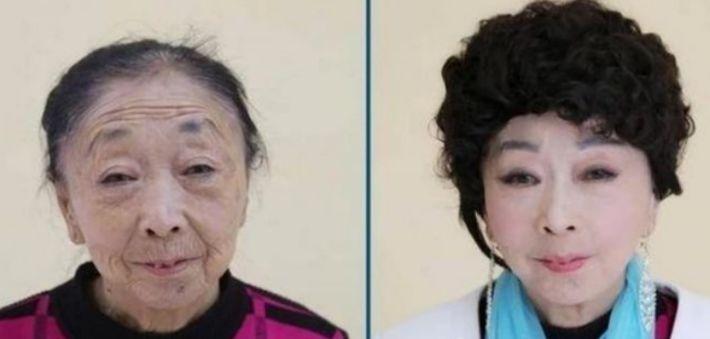 """60岁""""高龄老太""""嫁给25岁小鲜肉,整容成少女,现状如何"""