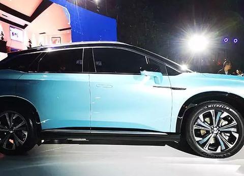 续航超640公里,支持蔚来一键售价26万起!合创首款车型正式发布