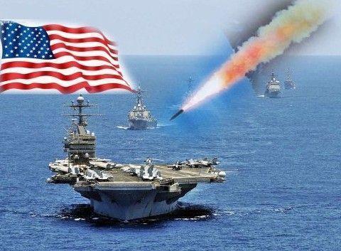 美海军上将:世界上没有美不敢开火的地方,英专家泼了冷水