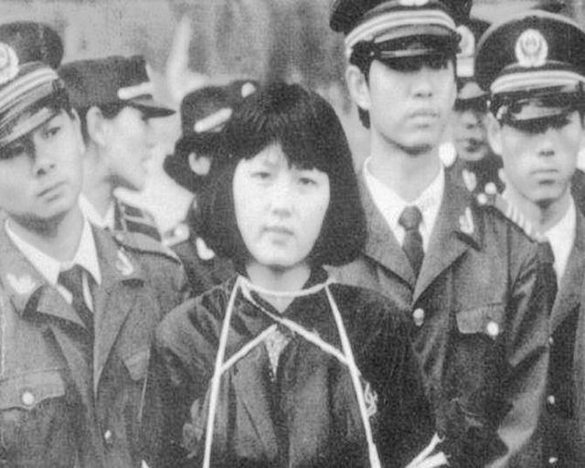 她是新中国最美死刑犯:年仅20岁被枪决,死前提出一个奇怪的要求