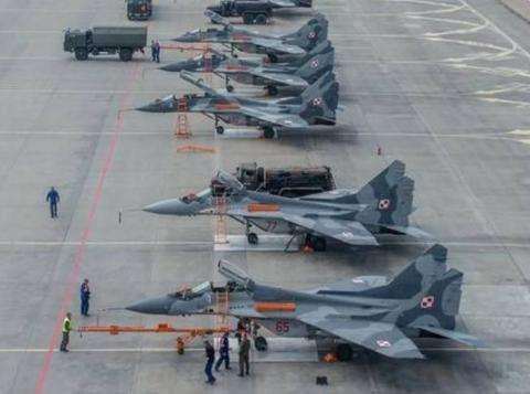 西方贬低米格29,认为战斗力远不如F16