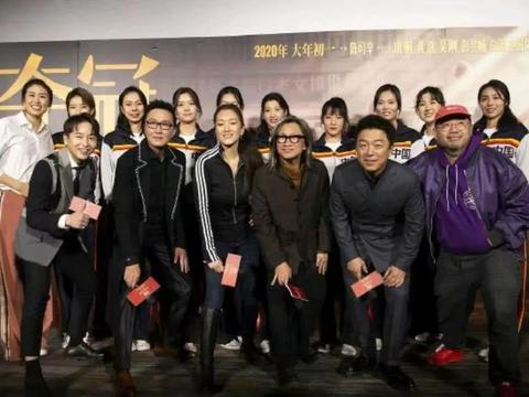 女排《夺冠》首映大获成功,处处泪点感人至深,观众好评如潮!