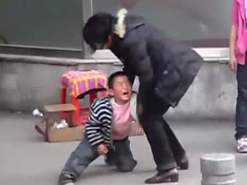 4岁宝宝和妈妈赌气,选择离家出走,之后的事情让妈妈笑出了声