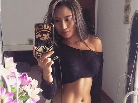 越南女生打造完美身材,蜂腰柯基臀,网友:这才是标准