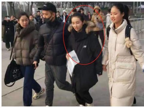 张子枫艺考统考成绩疑似出炉,得知她与满分的差距,这才是真学霸