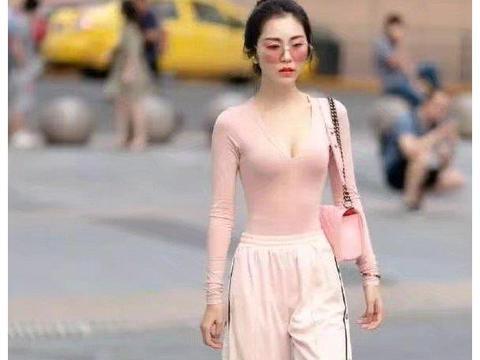 摄影:喜欢这种清爽的打扮吗?