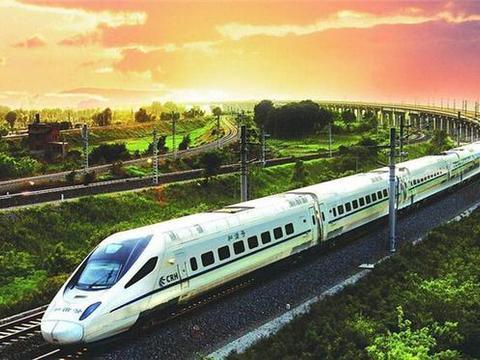 中国高铁拿下2800亿大单,美日被淘汰出局,日本表示十分不满
